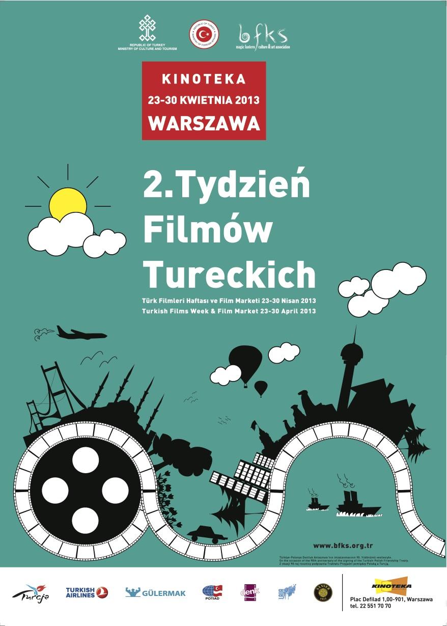 2. Varşova Türk Filmleri Haftası ve Film Marketi 2013