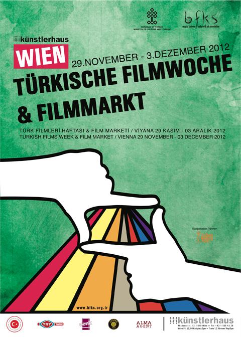 Viyana Türk Filmleri Haftası ve Film Marketi 29 Kasım-03 Aralık 2012